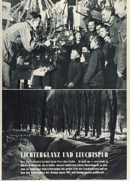 Оборона. Бои наВостоке. ОтНарвы доНевы. [Befreiung. Von der Narwa zur Newa. Нанем.яз.]. Б.м., [1942].