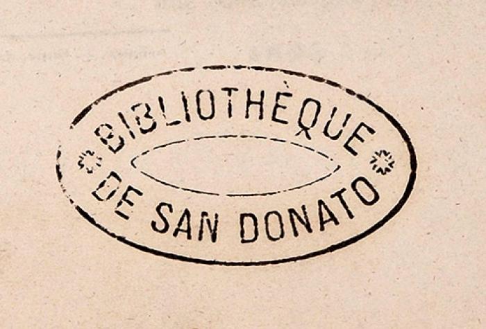 [Изсобрания А.Н. Демидова] Жорж Санд. Жанна. [Sand, G.Jeanne. Нафр.яз]. В3т. Т. 1-3. Париж, 1845.