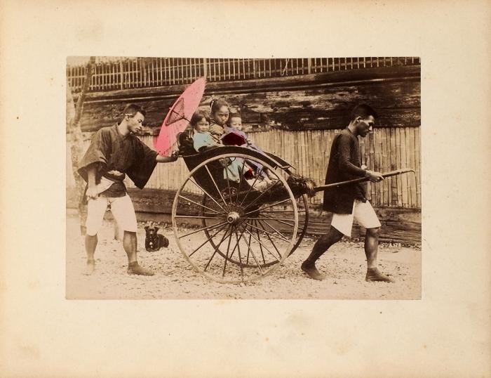 Япония. Фотоальбом видов итипов. Кон. XIX— нач. ХХв.