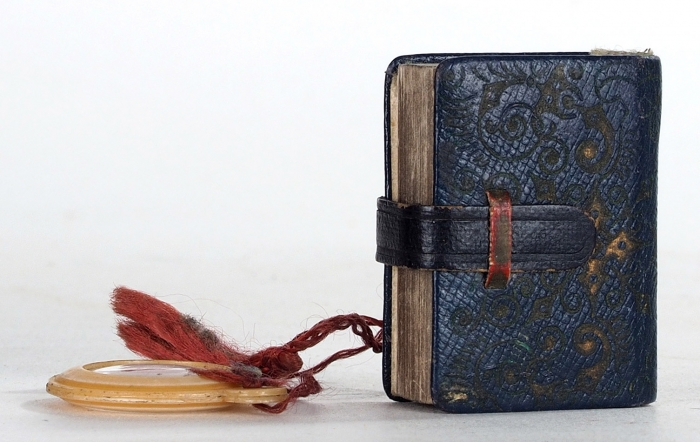 [Миниатюрное издание 3,5x2,5см] Священный Коран. [Наараб.яз.]. Б.м., б.г.