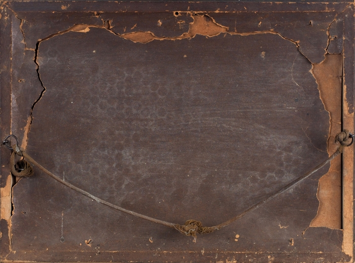 Краснушкина Елизавета (Екатерина) Захаровна (Захарьевна) (1858— неранее 1917) «Свиблово». 1911. Холст накартоне, масло, 26x36см (всвету).
