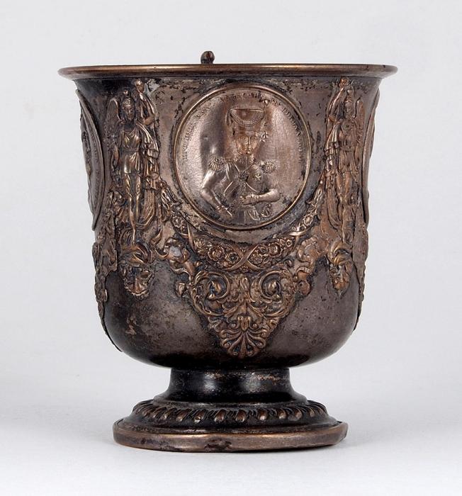 Коронационный кубок императора Николая I. [Б.м., 1826 (?)]