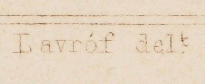 Финден Эдвард Фрэнсис (Edward Francis Finden) (1791–1857) «Северная половина Красной площади». 1823. Бумага, акватинта, 21,8x28,5см (лист).