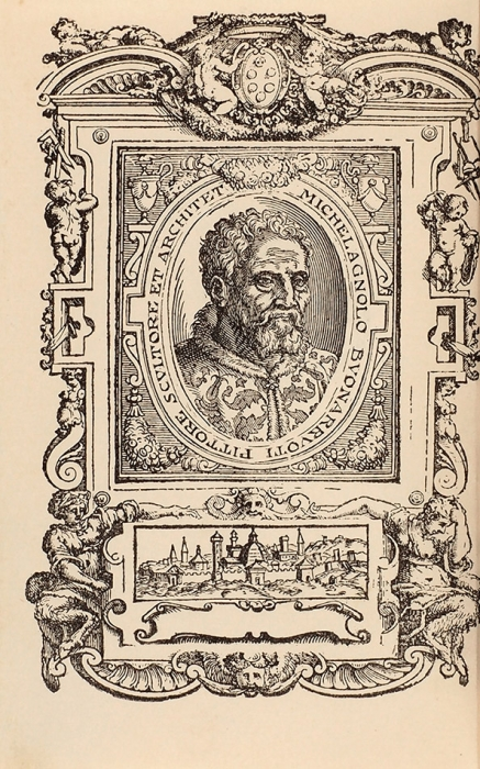 Письма Микеланджело Буонарроти/ пер. К.Фрей. [Нанем.яз.]. Берлин: Дж. Бард, 1907.