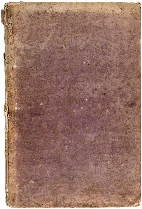 Альбом гравированных портретов Корнелиса Ван Каукеркена поработам Антониса Ван Дейка. XVIIв. (?).