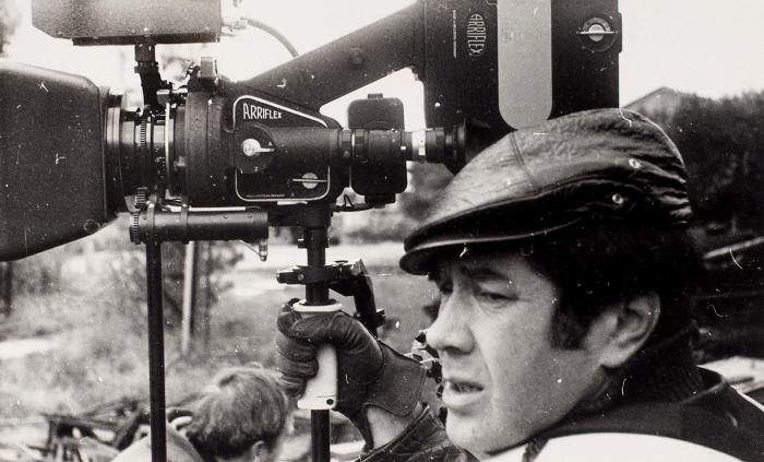 [Последняя работа Тарковского вСССР] Восемь фотографий сосъемок фильма «Сталкер». Таллин; Л., 1977-1978.