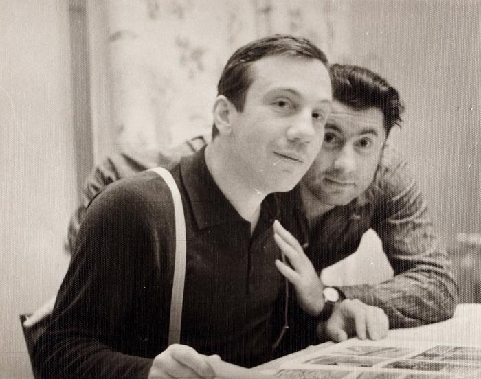 Лот изчетырех фотографий С.Крамарова бытового характера. 1970-е гг.