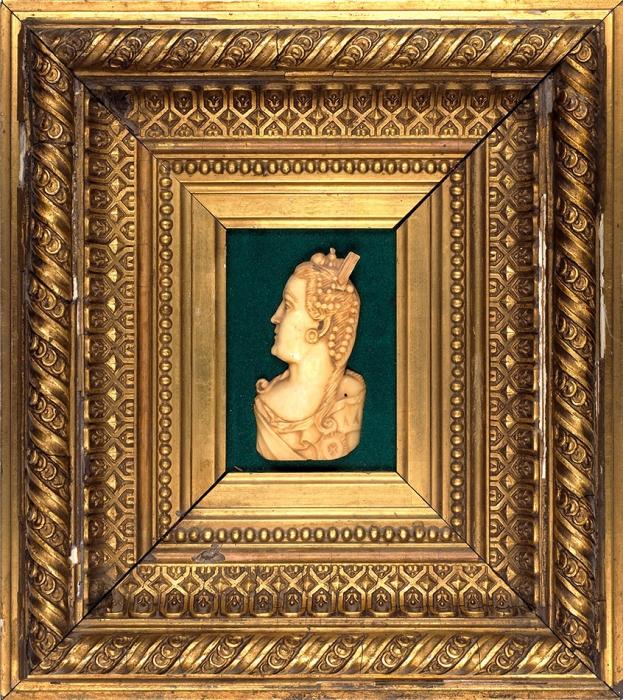 [Собрание коллекционера Ю.Г. Епатко] «Портрет Екатерины II». 1760-е.
