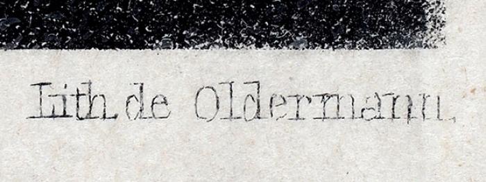 [Собрание коллекционера Ю.Г. Епатко] Ольдерман соригинала Крюгера Франца (Franz Krüger) (1797–1857) «Портрет великого князя Михаила Павловича, младшего сына императора Павла I». 1831-1836.