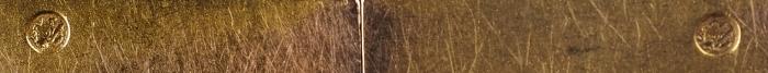 [Романовы, Фаберже, Васнецов...] Трехстворчатый переносной золотой складень сживописным изображением Пресвятой Казанской Божией Матери соСв. Младенцем, Св. Александром Невским (слева) иСв. Ангелом-хранителем (справа). Живопись: масло поцинку. Золото, кабошоны шпинели, рубинов, сапфиров, изумрудов; алмазы огранки «роза», речной жемчуг; задние стенки изслоновой кости. Санкт-Петербург: Карл Фаберже, 1899-1904гг.; именник фирмы «Фаберже», клеймо-именник мастера Виктора Аарне «В.А.»; клеймо СПб. Пробирного управления для 1899-1904гг., собозначением пробы золота «56» взолотниковом измерении, что соответствует 583 метрической пробе иинициалами «ЯЛ»— управляющего Якова Ляпунова; два дополнительных клейма синициалами «ЯЛ».