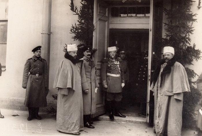 Фотография генерала Владимира Александровича Сухомлинова. [1910-е гг.].